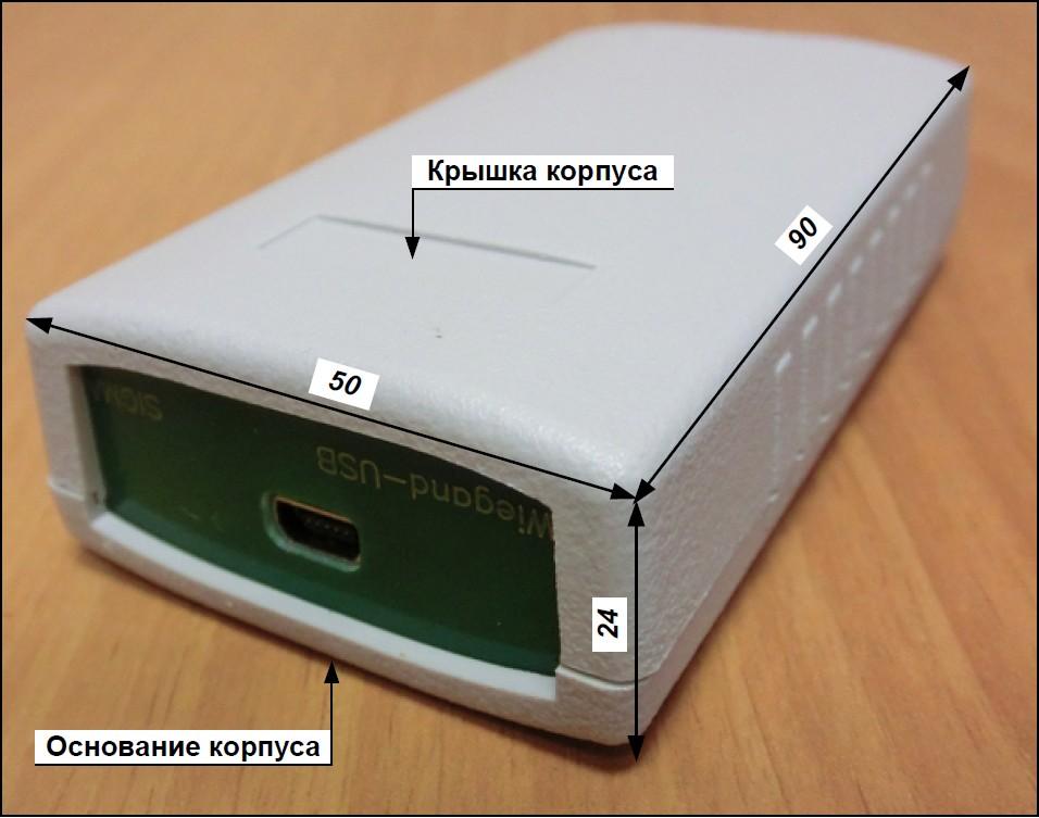 ПИ-02. Внешний вид